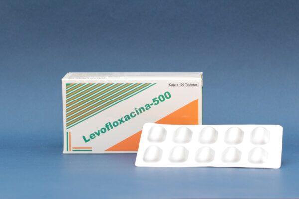Levofloxacina 500mg Guatemala