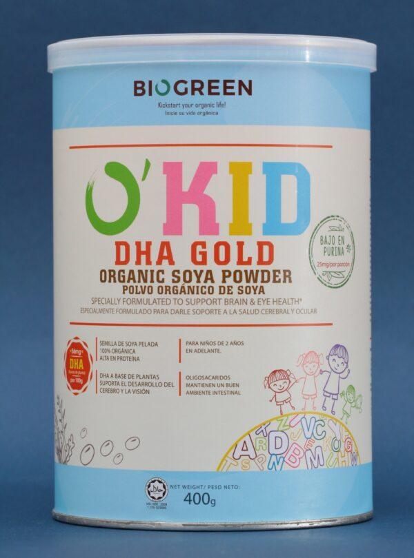 suplemento nutricional para niños