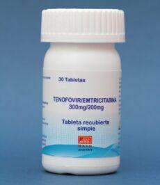 Tenofovir + Emtricitabina Guatemala