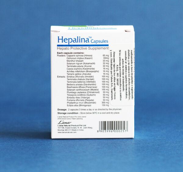 Composición hepalina